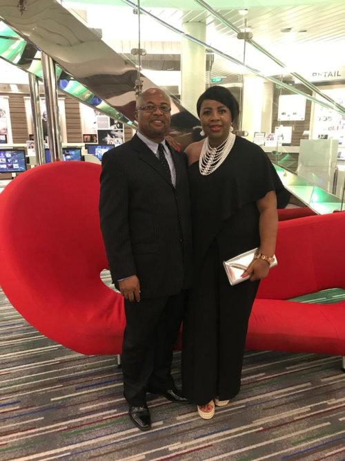 Hon. Chris Ogbuehi & Assoc. Kelechi Ogbuehi